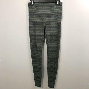 Lululemon High Waist Leggings Striped Full Length